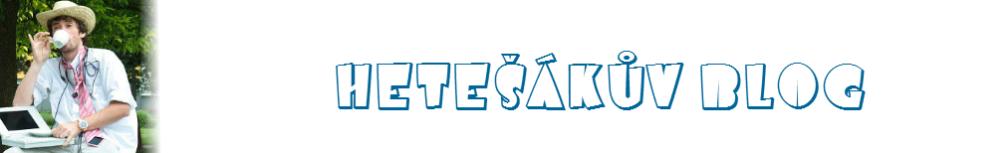 Hetešákův blog